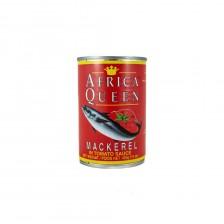 Maquereaux à la sauce tomate - Africa Queen - 425g