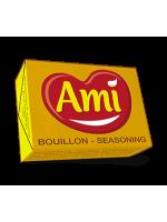 Cube Bouillon Epices - Ami - Tablette de 60 cubes Bouillon 720g