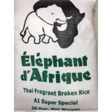 Riz Thaï Éléphant d'Afrique - 20kg