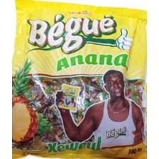 Bonbons à l'Ananas - Bégué